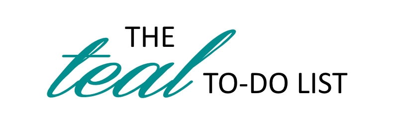 The Teal To-Do List